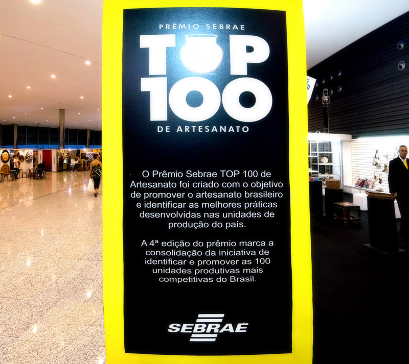 TOP100 Artesanato SEBRAE